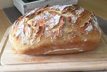 Backen Brot etc.