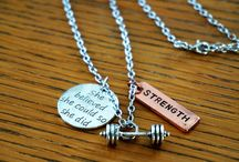 FITNESS NECKLACES