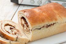Bread / Bread recipes / by Jennifer Refior