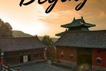 Destination: China