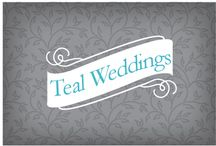 Teal Weddings