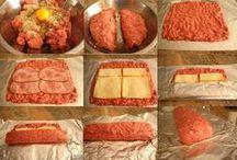 Rollo carne