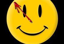 Comics -zárt- Watchmen