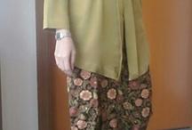 batik jilbab