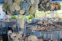Wedding venues and decorations