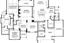 Floor Plans / by Alison Mischke