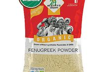 Buy Online 24 Mantra Organic Fenugreek Powder from USA