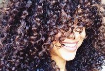 ♡i love  curly hair♡