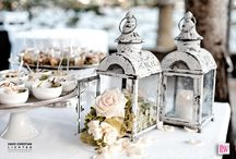 Table & centerpieces Inspiration / Table & receptions decors inspiration by Italian Wedding Company - Wedding Planners in Italy