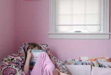 Read corner kids / Ideas rincón lectura niños
