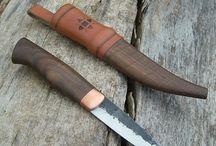 Scandi knives