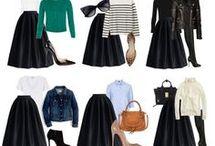 kapsule wardrobe