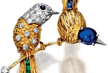 obra de arte em jóias