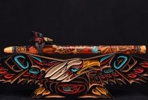 Native American Style Flutes / Praying My Flute