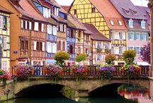 Alsace - a small bit of Germany in France