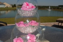 Wedding Centerpiece Ideas | Outdoor Wedding Centerpiece Ideas Using Water Beads