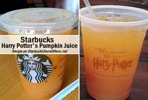 Starbucks drinks