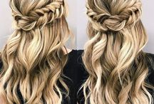 Crown braids