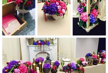 Stunning floristic wedding ideas
