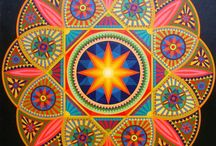 Mandalas et fractales