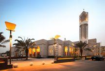 Contemporary mosque architecture