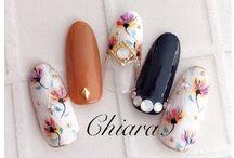 multicolor nail
