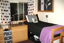 School stuff / dorm décor, organization, homework