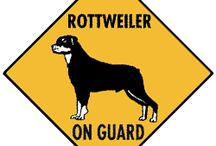 Rottweiler Signs and Stuff / Dog signs for Rottweiler and other dog stuff! http://www.signswithanattitude.com/dog_signs/rottweiler.html