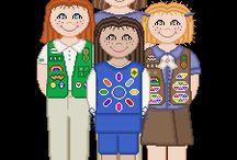 Girl Scouts / by Jackie Balkcum