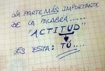 Coaching - Actitud!!!