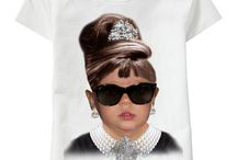 Big Screen Dudes And Movie Stars / Personalized T-shirts for kids and adults