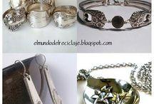 Jewelry style / by Heidi Mireles