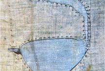 Mending / How to mend beautifully and give value to your cloth holes. / by Nuria Rovira
