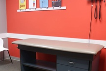 Townes 402 Exam Rooms