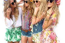 hippie theme