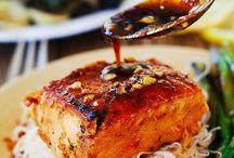 I ❤ fish and seafood!
