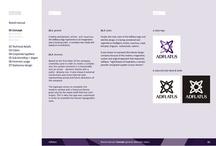 Branding Guidelines | المبادئ التوجيهية للعلامات التجارية / by Mohammad Haidar (محمد حيدر)