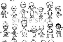 DOODLES-Family