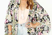 Kimonos / Beautiful looking cover ups