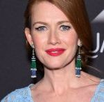 MIREILLE ENOS at Instyle and Warner Bros.  Golden Globe Awards Post-party in Beverly Hills