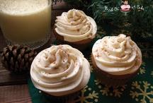 Holiday Cupcake Ideas / by Karoline Gardner