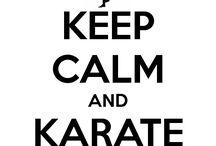 Karate / Inspiration