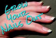grow your nails out