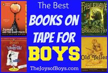 Best Products for Boys / Products we love and recommend for boys and parents of boys.