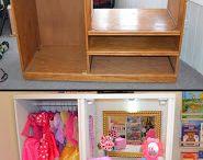 Kids dress up / room ideas