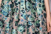 Flowered Dresses N. 3