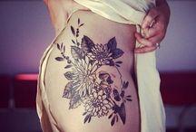 Tatuajes en la cadera