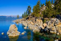 Lake Tahoe / Travel Photos to Inspire Your Lake Tahoe Vacation Planning! / by AllTrips - Vacation Packages & Travel