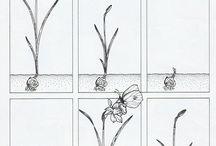 kleuters lente