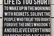 Quotes / by Sarah Osborne